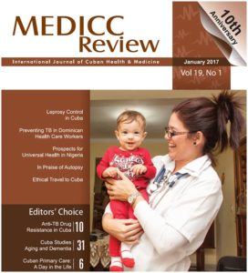 MEDICC Review Cover Jan 2017