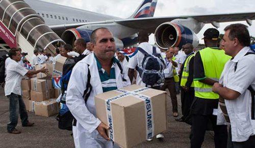 U.S. Cuba Health Policy