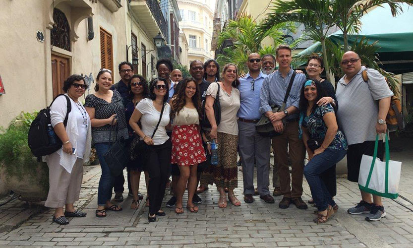 Community Partnerships for Health Equity Trip to Cuba