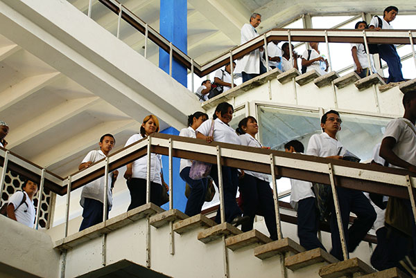 Students At the Latin American Medical School